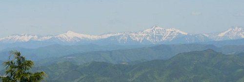 高屹山からの眺望